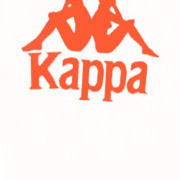 Kappa by BoringCoShirts