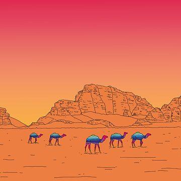 Psychedelic Sunrise by dukeofgarbanzo