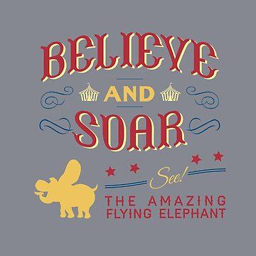 ¡Cree y vuela! de LivelyLexie