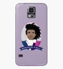 Funda/vinilo para Samsung Galaxy Bonjour, ¡todos!