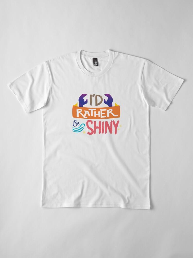 Alternative Ansicht von So glänzend Premium T-Shirt
