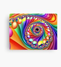 Jelly Belly Beans Canvas Print