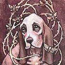 St. Fredrick by Jenny Fontana