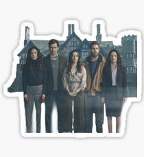 The Haunting Of Hill House  Sticker