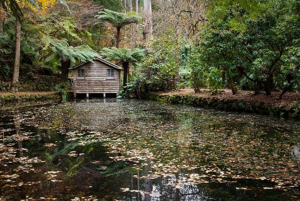 Alfred Nicholas Gardens  by Mark Eden