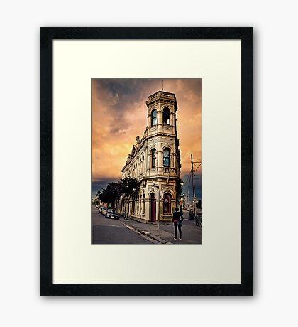 The Pinnacle Framed Print