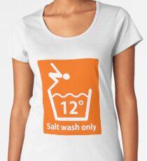 Salt wash only Women's Premium T-Shirt
