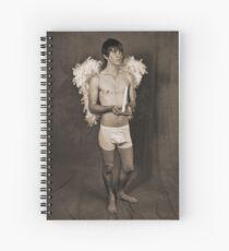 Christmas Angel 1 Spiral Notebook