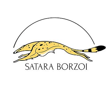 Satara Borzoi by CricketWings