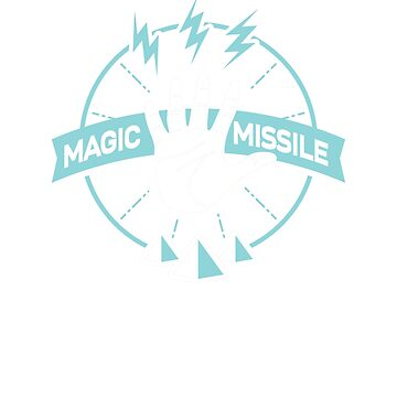 Magic Missile by carlhuber