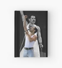 Bohemian Freddie Hardcover Journal