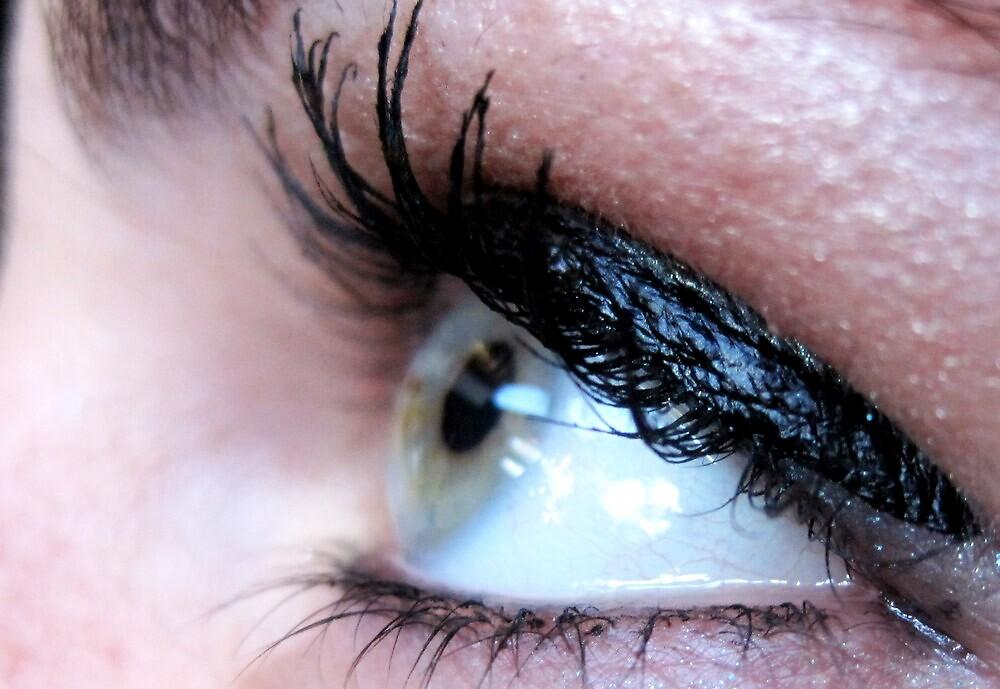 Eye liner by SeanTrostrud