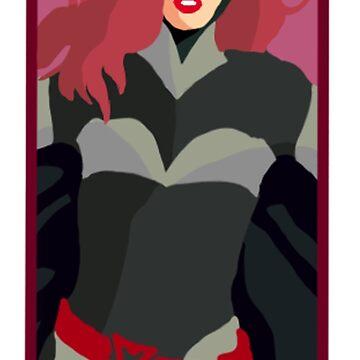 Superhero 5 by Celesten