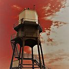 The High & Low Lighthouse, Dovercourt, Essex by wiggyofipswich