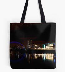 Glasgow Squinty Bridge Tote Bag