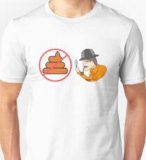 No Shit Sherlock Dingbutt Slim Fit T-Shirt
