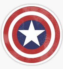 Cap Represent Sticker