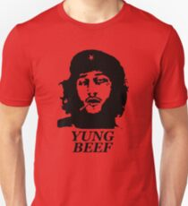 Yung Beef Seco vs Pucho C. Tangana spanish trap battle Unisex T-Shirt