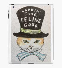 Feline Good iPad Case/Skin