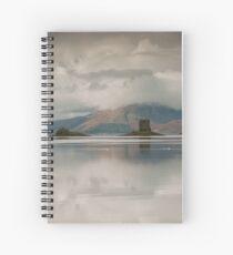 Castle Stalker Spiral Notebook