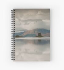 Castle Stalker Spiral Notebook
