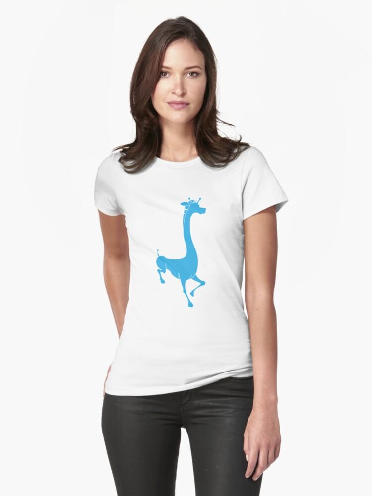 lab. giraffe by alex wynnter
