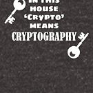 In This House, 'Crypto' Means Cryptography by Victoria McIntosh