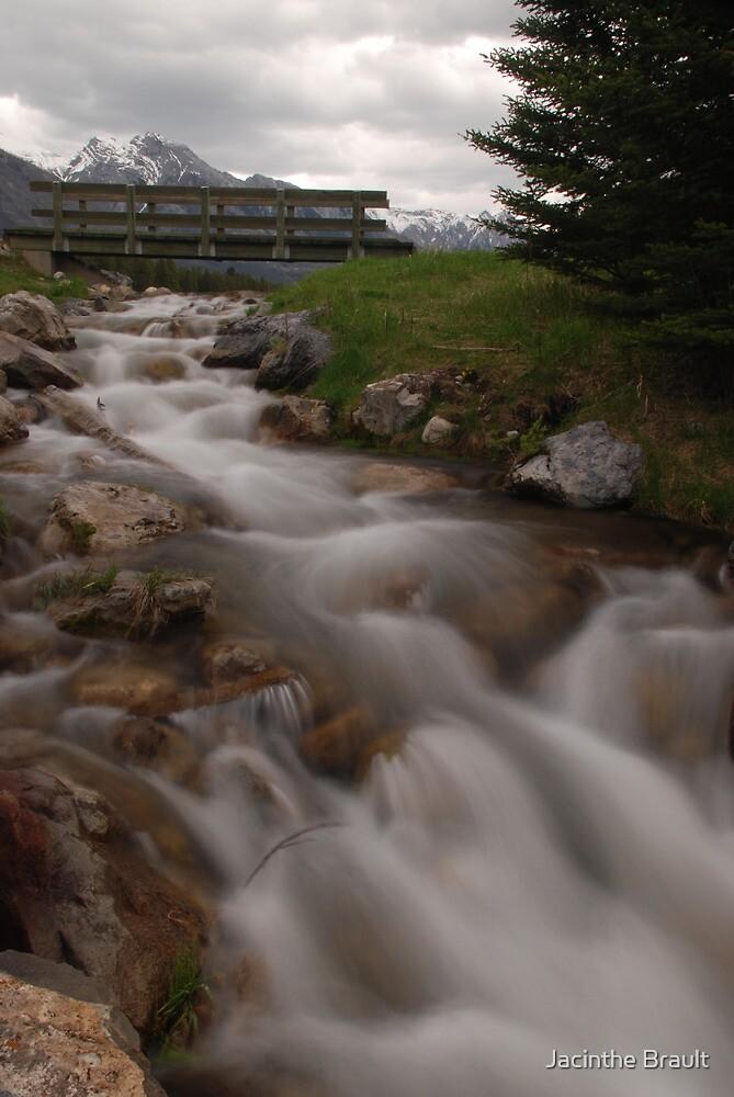 Smooth Water 1 by Jacinthe Brault