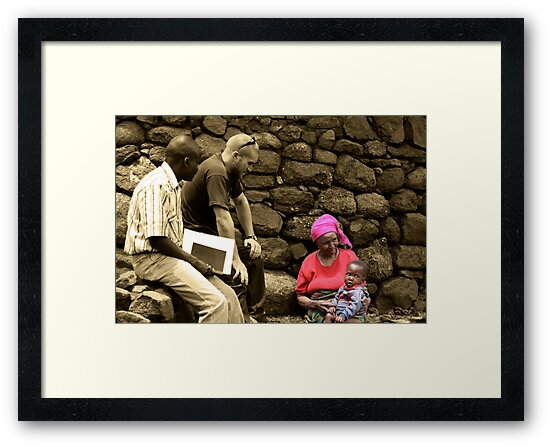 Aid Worker by roan
