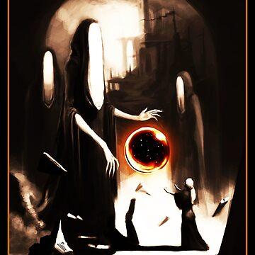 Aphotic Realm Magazine -- Artist Showcase Merch -- Gunnar Larsen by AphoticRealm