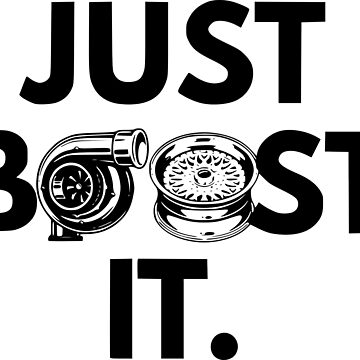 just boost it by champ-111