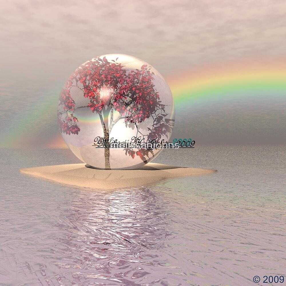 trees island bubbles - photo #12