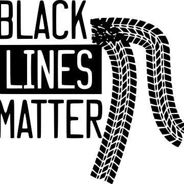 black lines matter by champ-111
