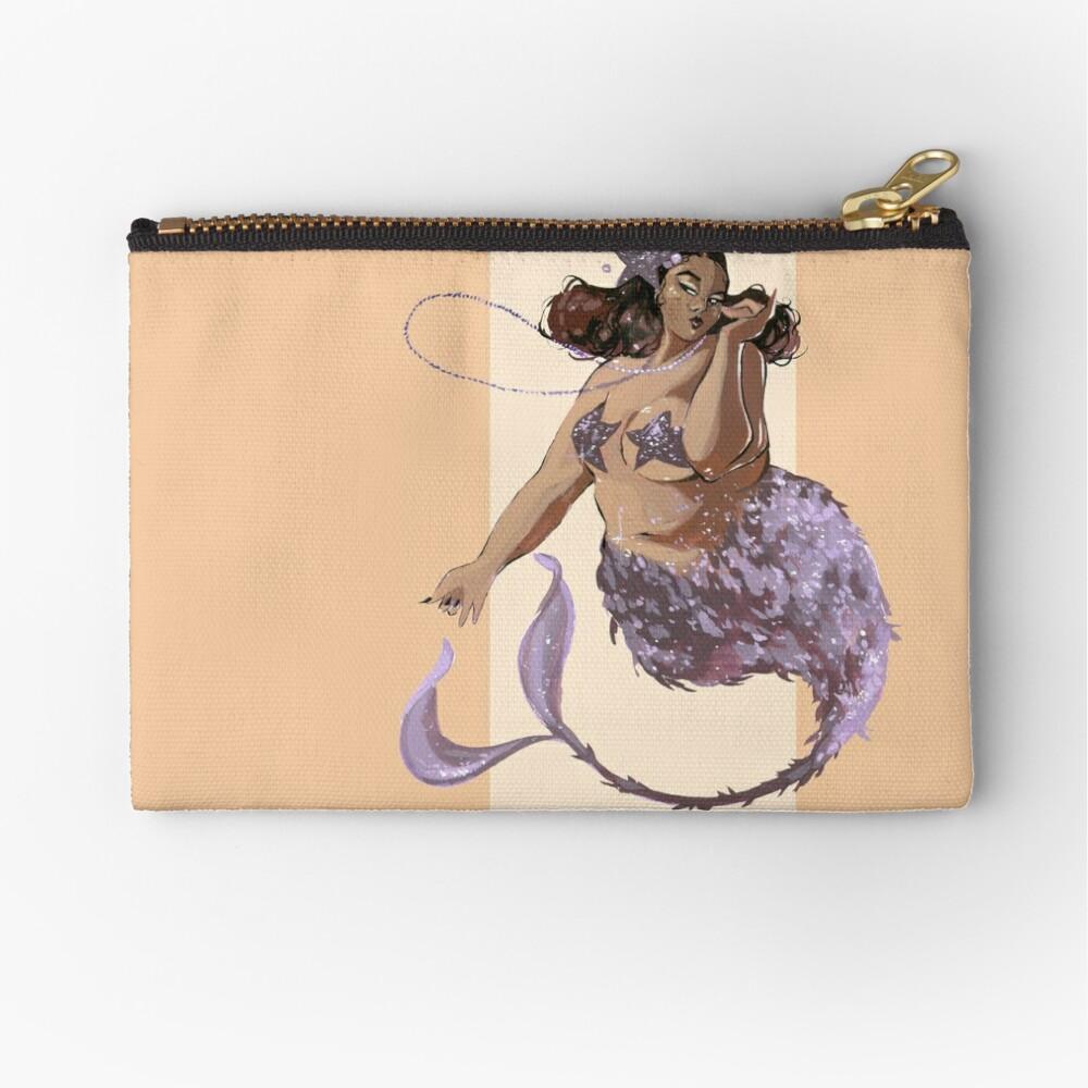 Caribbeans mermaid Zipper Pouch