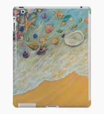 Serenity triptych. Part 2 iPad Case/Skin