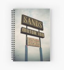 8000 miles USA : On the road 1 Spiral Notebook