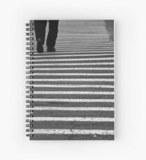 Path To The Past Spiral Notebook