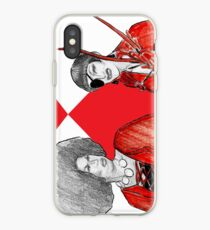 Crime Fighters iPhone Case