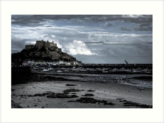 Gorey Castle by MickDodds