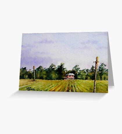 Miniature Series - April Vines Greeting Card