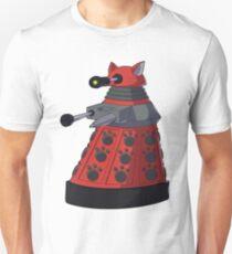 Red Dalek T-Shirt