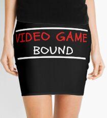 VIDEO GAME BOUND Mini Skirt