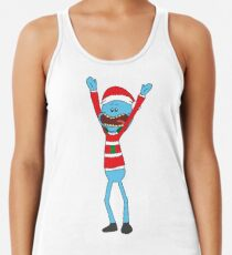 Holiday Meeseeks Racerback Tank Top