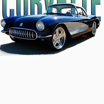 Corvette by ezcat
