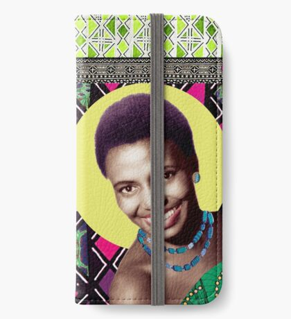 MAMA AFRICA iPhone Wallet