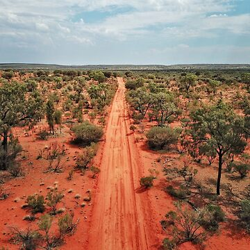 Red Centre Australian Outback by The-Drone-Man