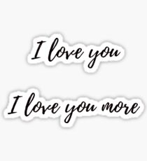 I Love You Mom Stickers Redbubble