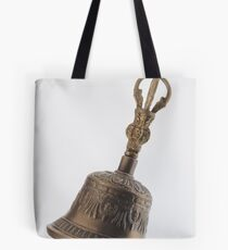 Buddha's Temple Bell Tote Bag
