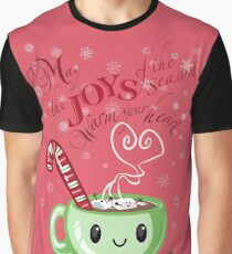 Joys of the Season Graphic T-Shirt