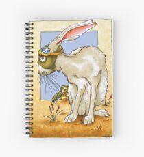 Tortoise & Hare Spiral Notebook